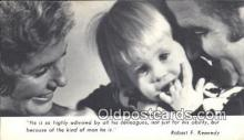 pol125010 - Robert F. Kennedy United States Political Postcard Postcards