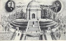 pol125020 - William McKinley United States Political Postcard Postcards