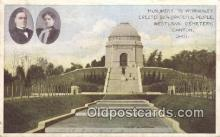 pol125021 - William McKinley United States Political Postcard Postcards