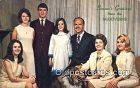 pol125045 - McGoverns United States Political Postcard Postcards