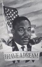 pol125073 - Dr. Martin Luther King United States Political Postcard Postcards