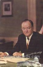 pol125082 - Fabian Bachrach United States Political Postcard Postcards