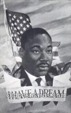 pol125095 - Dr. Martin Luther King United States Political Postcard Postcards