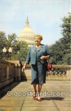 pol200017 - Congressman Frances P Bolton  Political Postcard Post Card