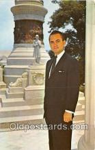 pol200034 - Governor George Wallace American from Alabama Political Postcard Post Card