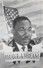 pol200039 - I Have A Dream Dr Martin Luther King, 1929-1968 Political Postcard Post Card
