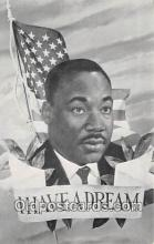 pol200056 - I Have A Dream Dr Martin Luther King, 1929-1968 Political Postcard Post Card