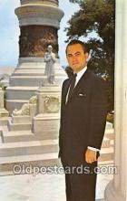 pol200065 - Governor George Wallace American from Alabama Political Postcard Post Card