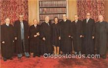 pol200105 - Sandra Day O'Connor Associate Justice of the Supreme Court Political Postcard Post Card
