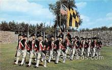 pol200109 - First Maryland Regiment Fort Frederick, MD USA Political Postcard Post Card