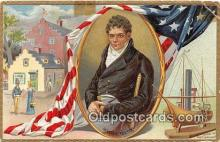 pol200129 - Robert Fulton Pioneer, Lancaster Co, PA Political Postcard Post Card