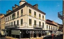 pol200165 - Napoleon House Mayor Girad Home Political Postcard Post Card