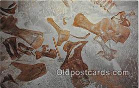 pre000016 - Quarry Visitor Center, Brontosaurus Dinosaur National Monument Postcards Post Cards Old Vintage Antique