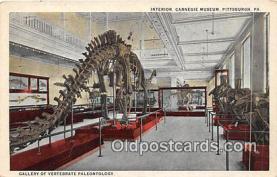 Gallery of Vertebrate Paleontology