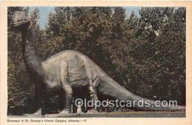Dinosaur, St Georges Island