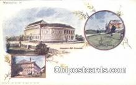 prg001002 - By American Souvenir Card Co. 1897 Washington Patriographics, Postcard Postcards
