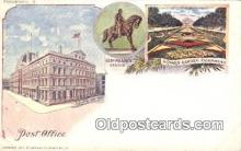 prg001030 - Philadelphia Patriographics, Postcard Postcards
