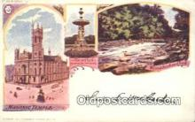 prg001031 - Philadelphia Patriographics, Postcard Postcards