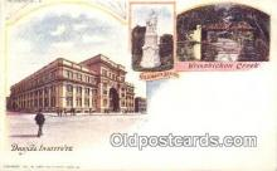 prg001032 - Philadelphia Patriographics, Postcard Postcards