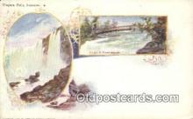 prg001033 - Niagara Falls, Summer Patriographics, Postcard Postcards