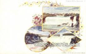 prg001034 - Niagara Falls, Summer Patriographics, Postcard Postcards