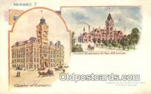 prg001042 - Milwaukee Patriographics, Postcard Postcards