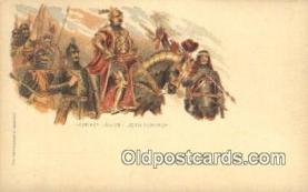 prg001045 - Hunyady Janos, Jean Hunyady Patriographics, Postcard Postcards