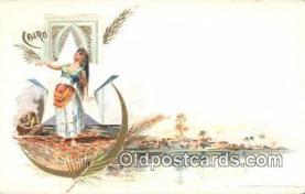 prg001050 - Ile de Rodah Patriographics, Postcard Postcards