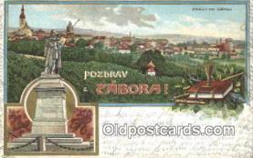 prg001055 - Pozdrav Z. Nymburka Patriographics, Postcard Postcards