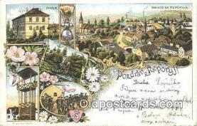 prg001059 - Patriographics, Postcard Postcards
