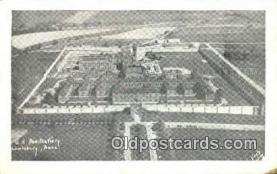 pri001012 - United State Penitentiary, Lewisburg, Penna, USA Prison, Jail, Penitentiary, Postcard Postcards