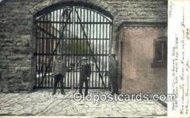 pri001017 - Stillwater, Minn, Minnesota, USA Prison, Jail, Penitentiary, Postcard Postcards