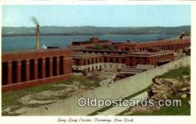 pri001018 - Sing Sing Prison, Ossining, New York, USA Prison, Jail, Penitentiary, Postcard Postcards