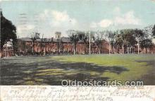 pri001034 - Connecticut State Prison Wetherfield, Conn USA Prison Postcard Post Card