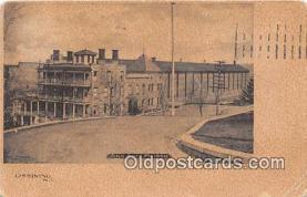 pri001036 - Sing Sing Prison Ossining, NY USA Prison Postcard Post Card