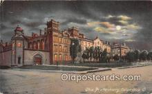 pri001060 - Ohio Penitentiary Columbus, Ohio USA Prison Postcard Post Card