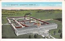 pri001071 - US Penitentiary Leavenworth, Kansas USA Prison Postcard Post Card