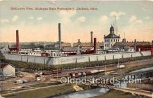 pri001081 - Michigan State Penitentiary Jackson, Michigan USA Prison Postcard Post Card