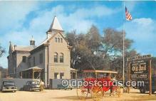 pri001090 - Old Jail St Augustine, Florida USA Prison Postcard Post Card