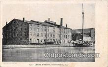pri001095 - Libby Prison Richmond, VA USA Prison Postcard Post Card