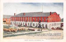 pri001107 - Libby Prison Richmond, VA USA Prison Postcard Post Card