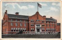 pri001110 - Main Building New State Prison Stillwater, Minn USA Prison Postcard Post Card