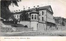 pri001111 - Minnesota State Prison Stillwater, Minn USA Prison Postcard Post Card