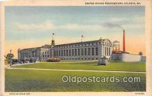 pri001112 - United States Penitentiary Atlanta, GA USA Prison Postcard Post Card