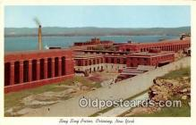 pri001116 - Sing Sing Prison Ossining, New York USA Prison Postcard Post Card