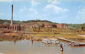 pri001119 - Iowa State Penitentiary Fort Madison, Iowa USA Prison Postcard Post Card