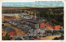 pri001122 - State Penitentiary Canon City, Colorado USA Prison Postcard Post Card