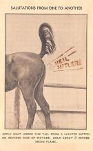 prp002043 - Propaganda Post Card Old Antique Vintage