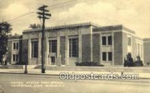 pst001061 - Long Island, NY USA,  Post Office Postcard, Postoffice Post Card Old Vintage Antique