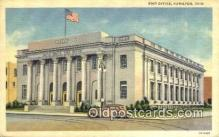 pst001091 - Hamilton, OH USA,  Post Office Postcard, Postoffice Post Card Old Vintage Antique